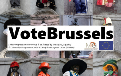 Report of the VoteBrussels campaign is now out