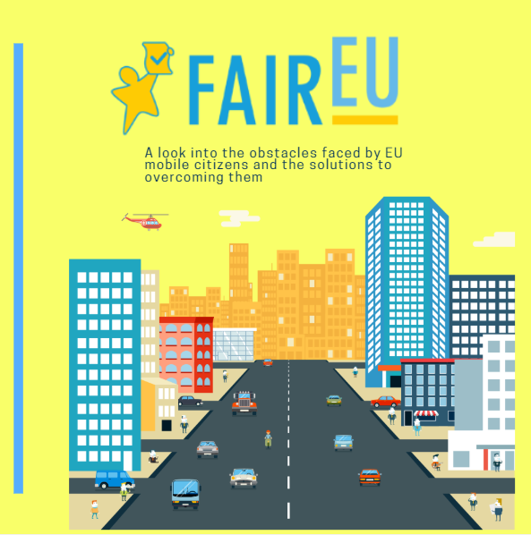 FAIREU brochure showcases accomplished project results